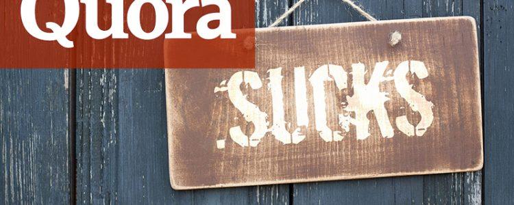 quora-sucks