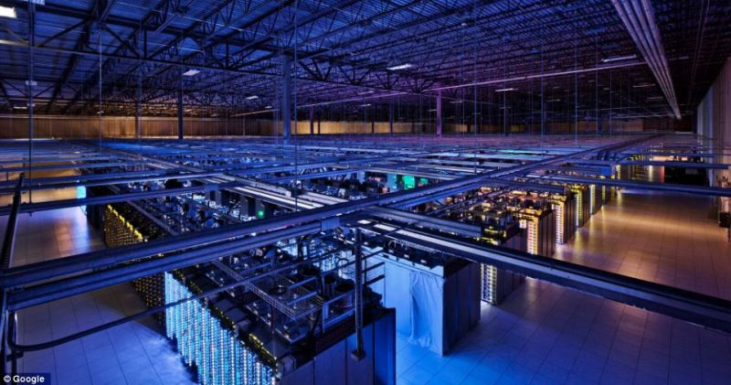 server farm datacenter