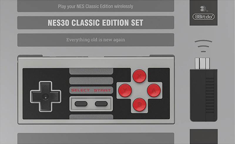 8bitdo-nes30-classic-edition-wireless-controller-set-with-bluetooth-retro-receiver