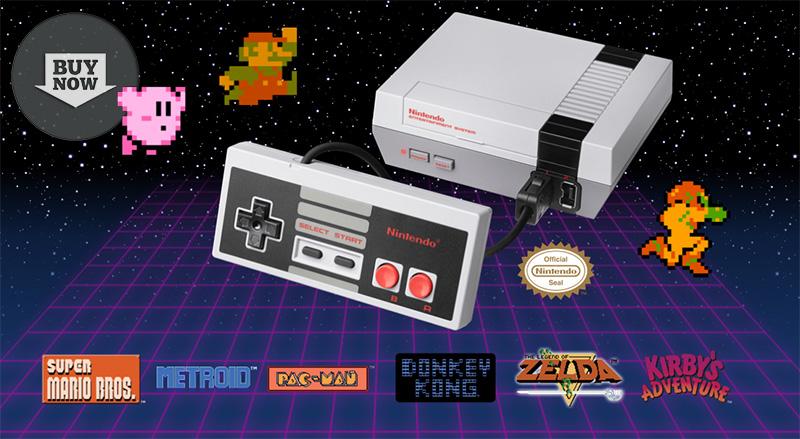 nes-classic-console