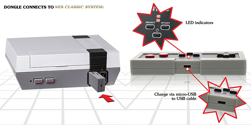 nes-classic-wireless-controller