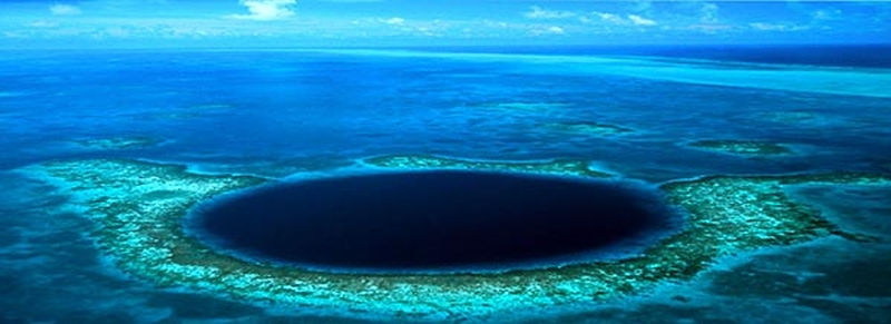 Great Blue Hole, Belize | Beautiful Hole