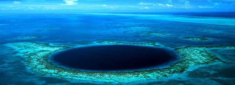 Great Blue Hole, Belize | Beautiful Hole