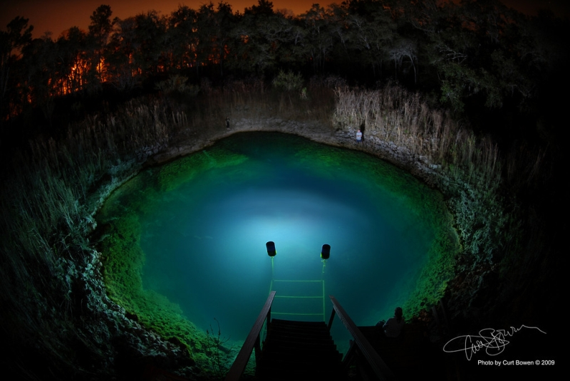 The Sawmill Sink, Bahamas | Amazing Hole
