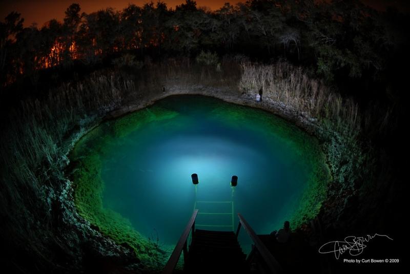 The Sawmill Sink, Bahamas | Amazing Hole