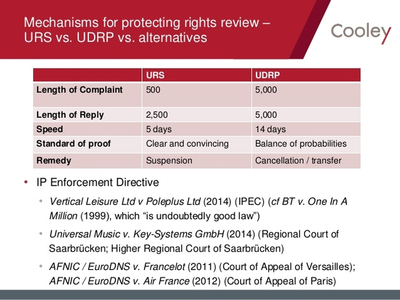 icann-mechanisms-for-protecting-rights-domain-names-cybersquatting