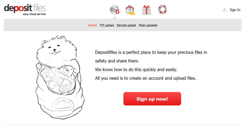 depositfiles-screenshot