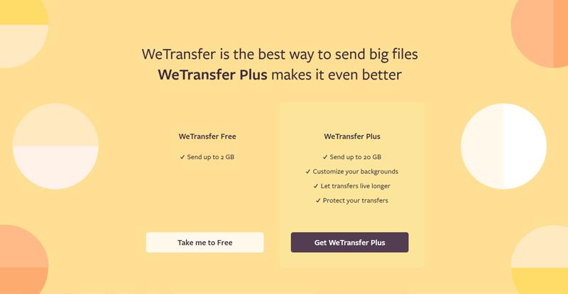 wetransfer-screenshot