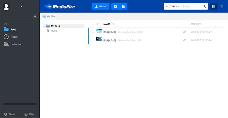 mediafire-admin
