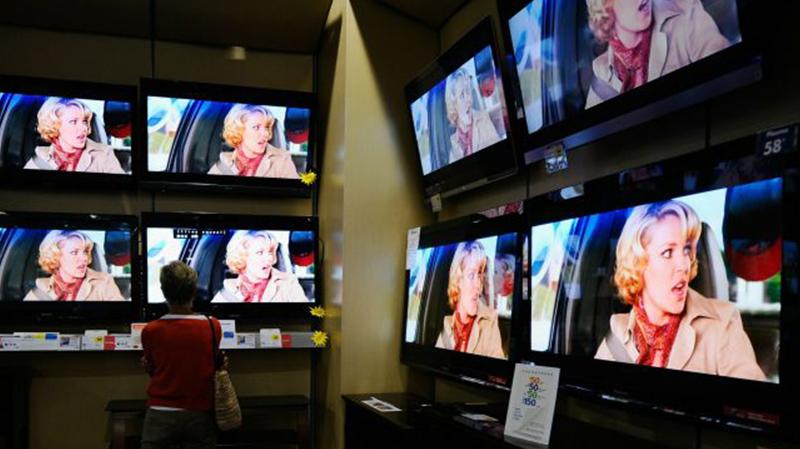 Big Screen HDTVs