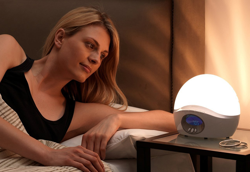 Lumie Bodyclock Active 250 Wake-Up Light - For the night owl