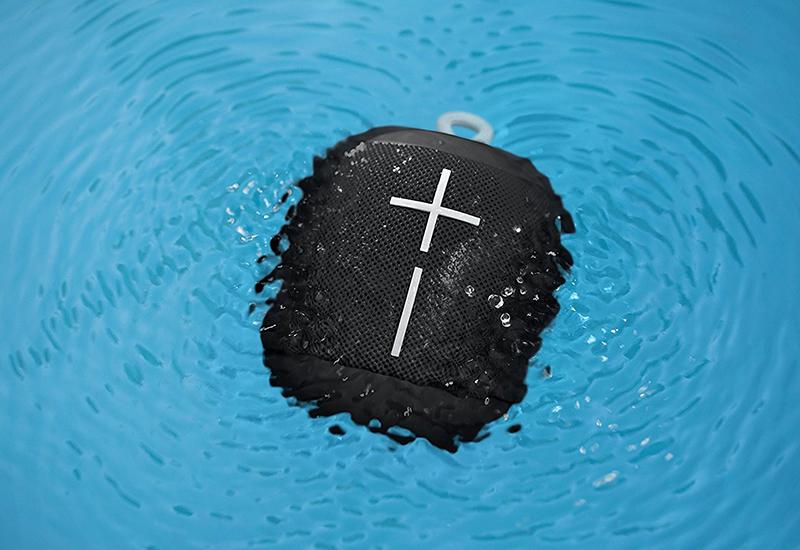 Ultimate Ears Super Portable Waterproof Bluetooth Speaker - For the outdoor music fan