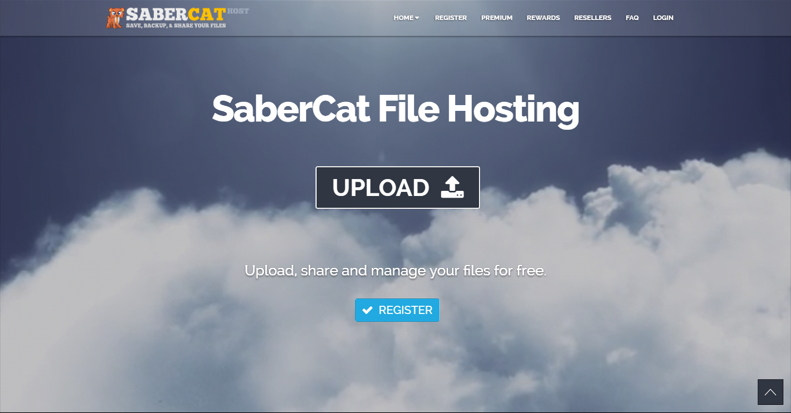 SaberCatHost Home Page