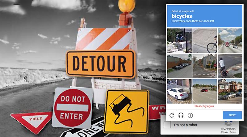 recaptcha-roadblock