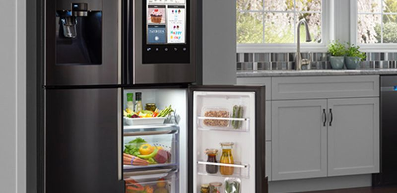 Kitchen: Refrigerators