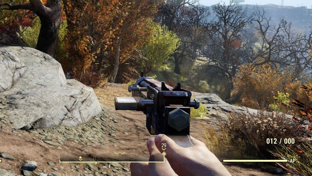 Fallout 76 Graphics Look Like PS2