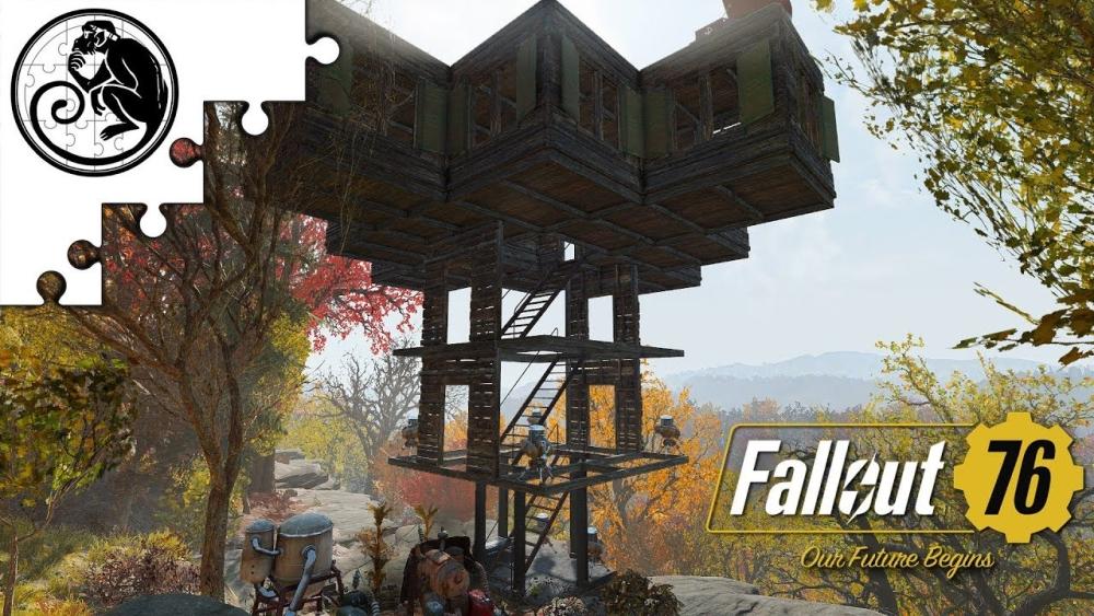 C.A.M.P.s Suck in Fallout 76