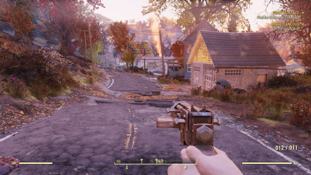 No NPCs in Fallout 76: Feels Empty