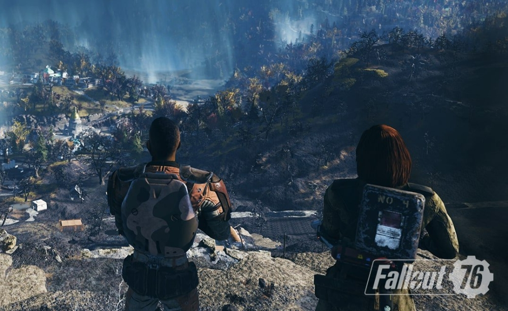 Fallout 76 Online Multiplayer is not Fallout