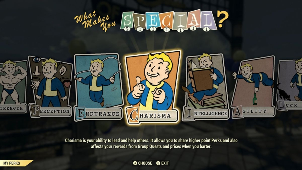 Leveling Up in Fallout 76 is Broken