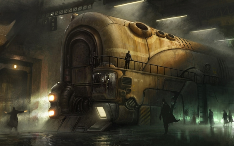 steampunk-submarine