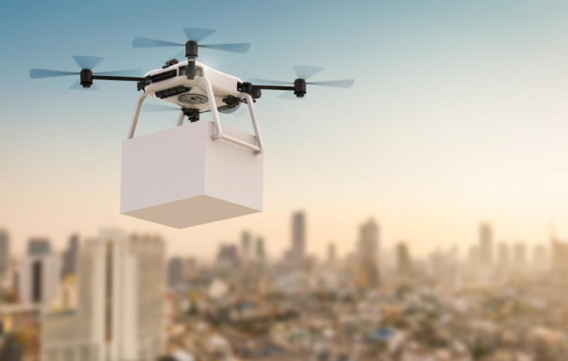 drone-delivery-city
