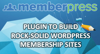 Get $30 Rebate on Memberpress Premium Wordpress Plugin