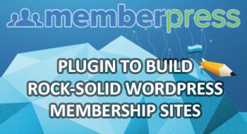 Get $30 Rebate on Memberpress Premium Wordpress Plugin